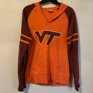 Columbia Virginia Tech hoodie